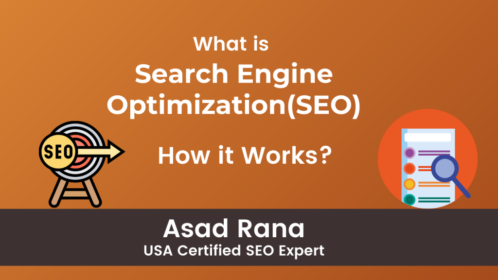 What is SEO? How it works?