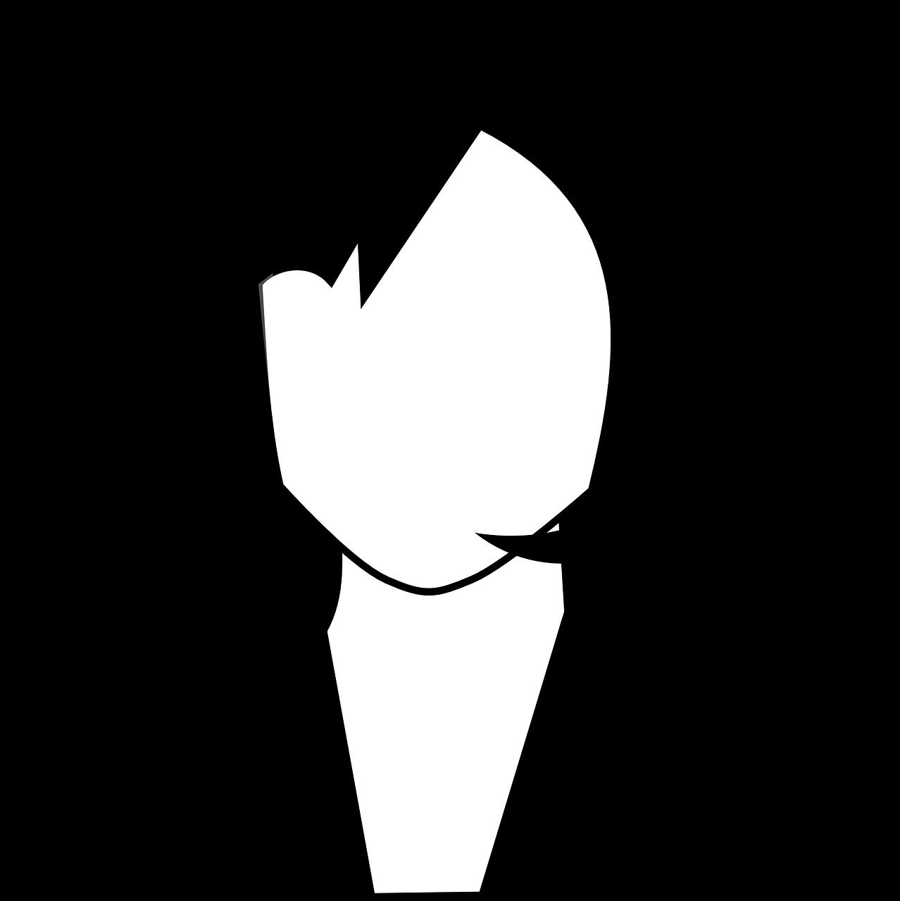 female, portrait, avatar