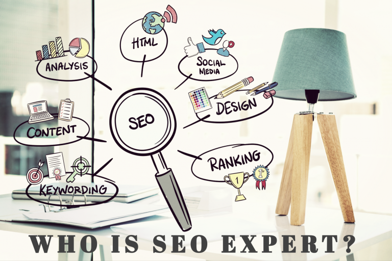 Who is SEO Expert?